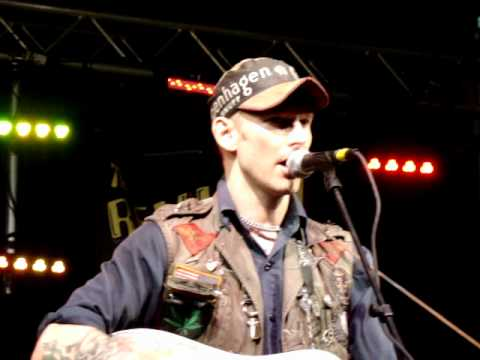 Hank Williams III, 3 Shades of Black  Revival Fest 52811