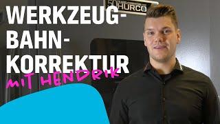 Tutorial - Werkzeugbahnkorrektur