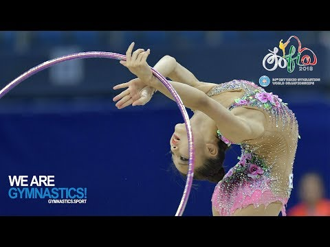 Rhythmic Gymnastics World Championships - Individuals All Around Part 2