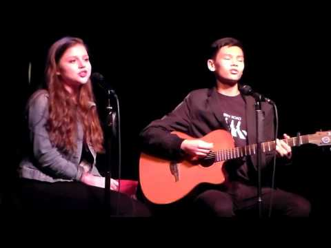 Sam  Poon & Samantha Blaire Cutler - Across the Universe Mash-Up