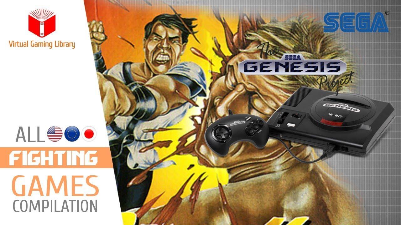 List of all sega genesis fighting games xbox co-op 2 player games