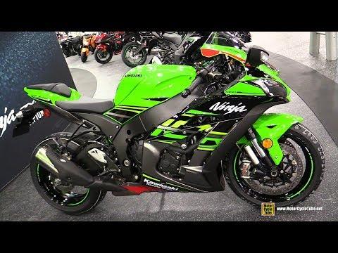2019 Kawasaki Ninja ZX-10R ABS KRT - Walkaround - Debut at 2018 AIMExpo Las Vegas