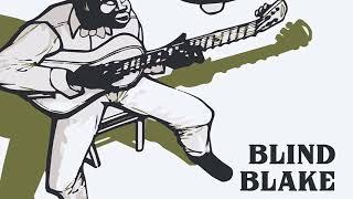 Blind Blake - Black Dog Blues