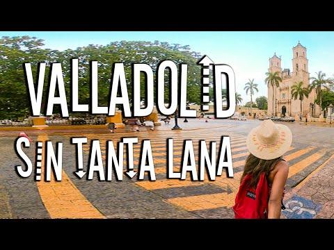 Valladolid Yucatan || Qué hacer 1 día con poco dinero