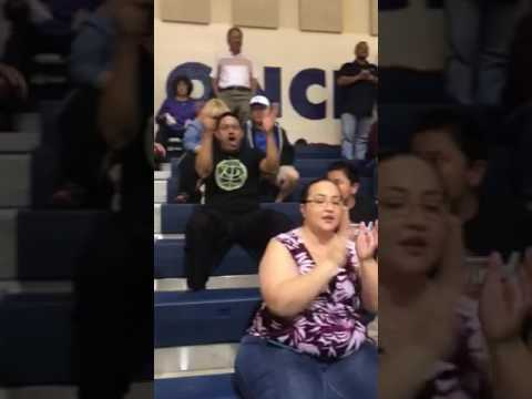 Burges beats up on Bowie 2017