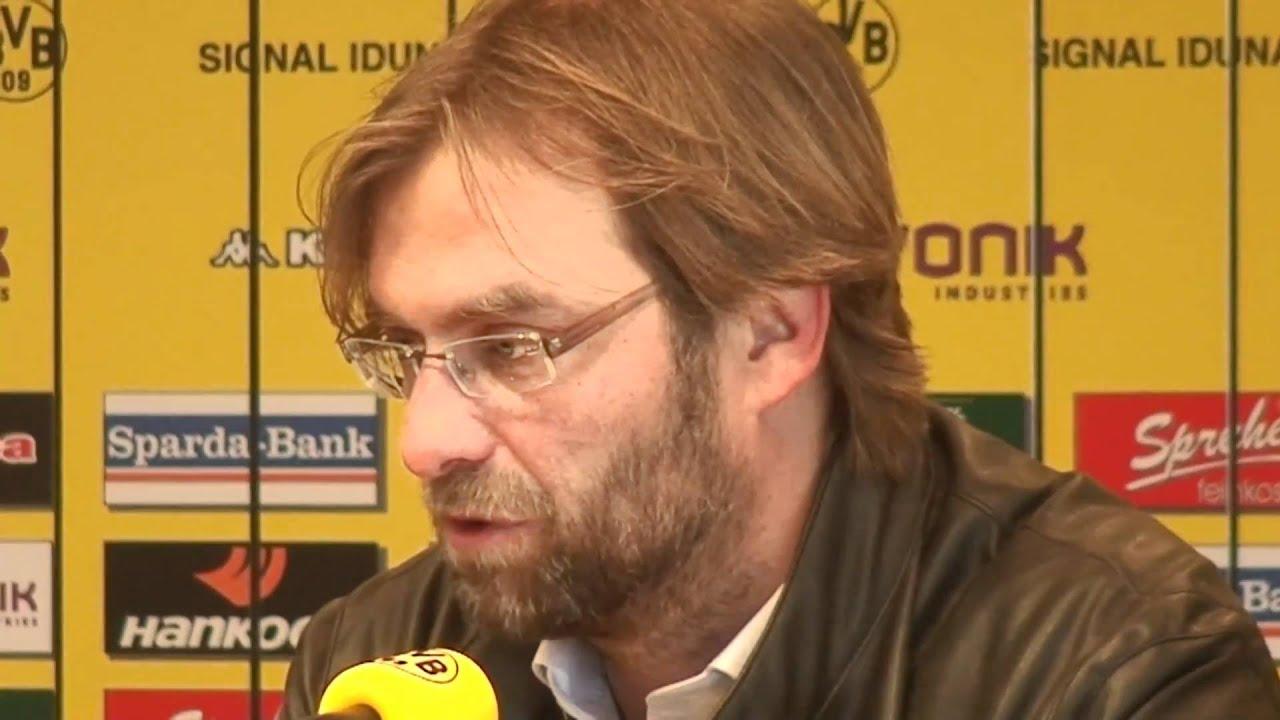 Bayern München - Borussia Dortmund  Pressekonferenz 24.02.2011
