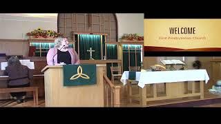 Sunday Service - September 19, 2021