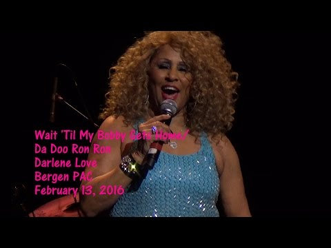 Wait 'Til My Bobby Gets Home/Da Doo Ron Ron - Darlene Love