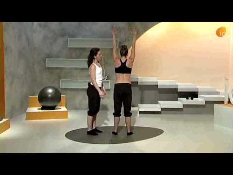 Gimnasia hipopresiva ejercicios para reducir y fortal - Como hacer gimnasia en casa ...