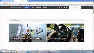 تعلم اللغة الانحليزية - فيديو 11 - استخدام المواقع لتعلم اللغة