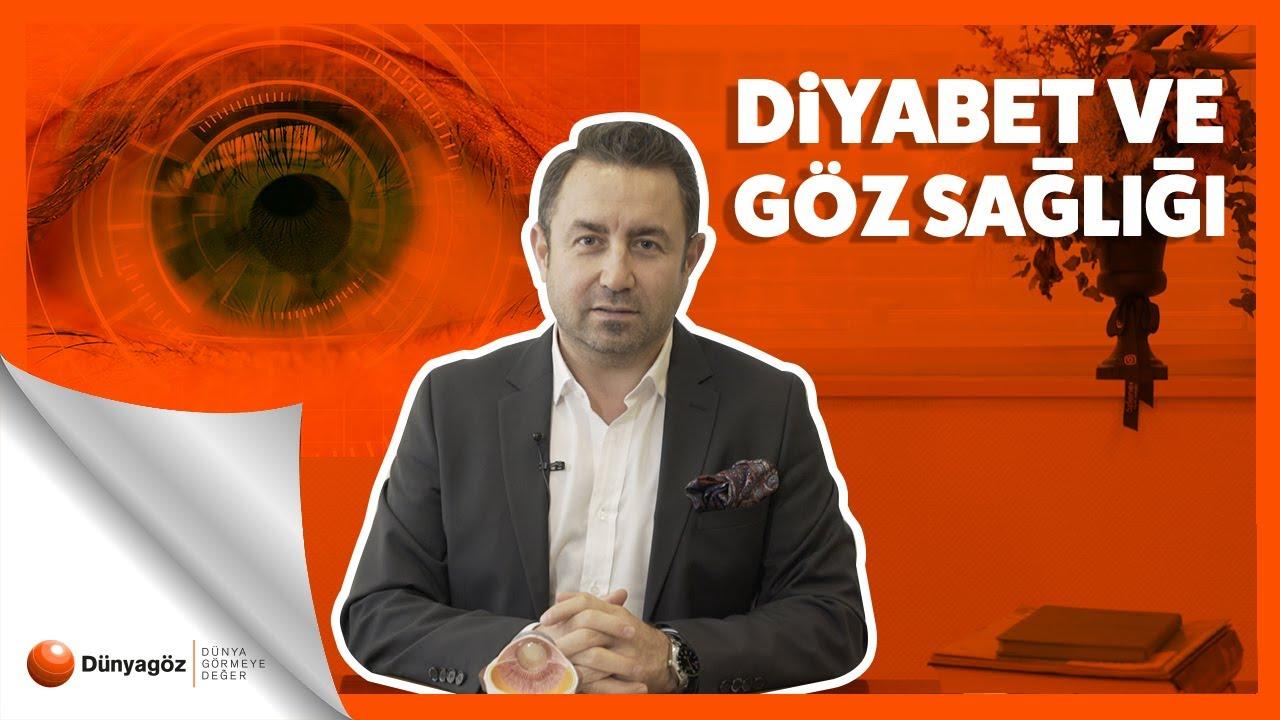 Diyabet ve Göz Sağlığı