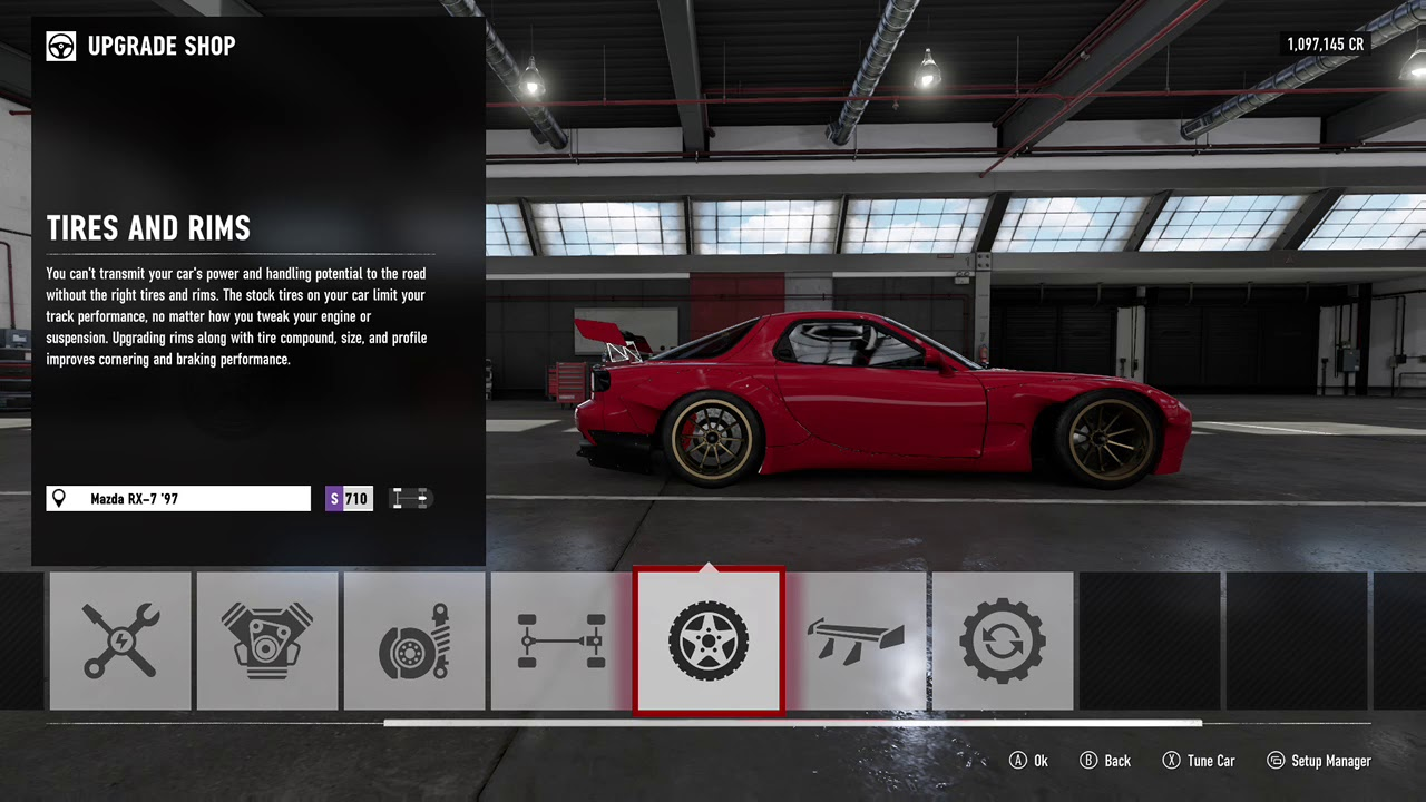 Forza 7 Base Drift Tune For Beginners Youtube