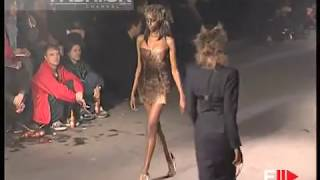 ALEXANDER MCQUEEN  AW 1997 1998 Paris 2 of 4 pret a porter woman by Fashion Channel