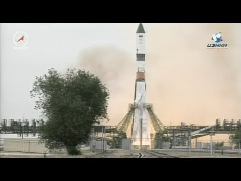 Russian Resupply Ship Launches to the International Space St
