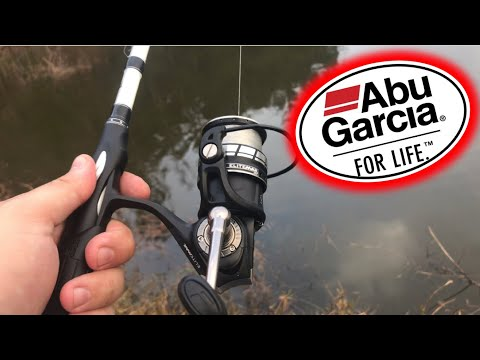 Abu Garcia Elite Max Spinning Rod Review!