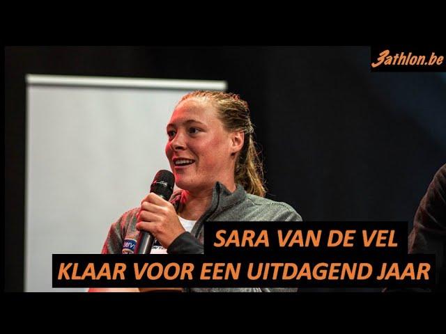 Sara Van de Vel kiest voor een uitdagend 2020