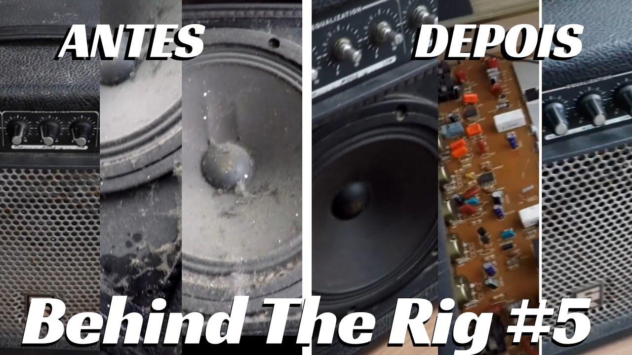 Download Behind The Rig #5 - Manutenção de amplificador