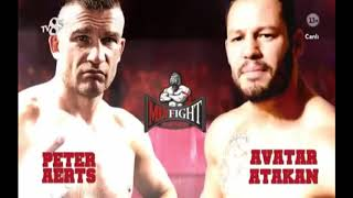 Avatar Atakan VS Peter Aerts || Full izle|| (27.01.2018)