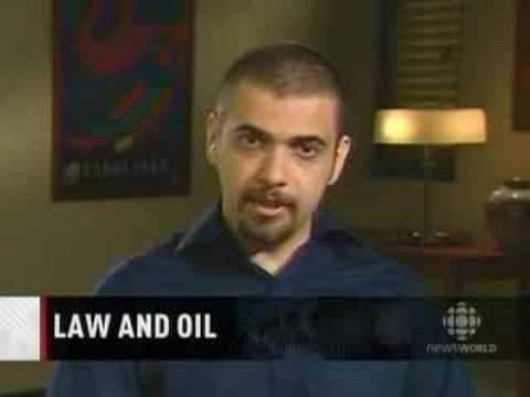 Raed Jarrar on the Iraq Oil Law