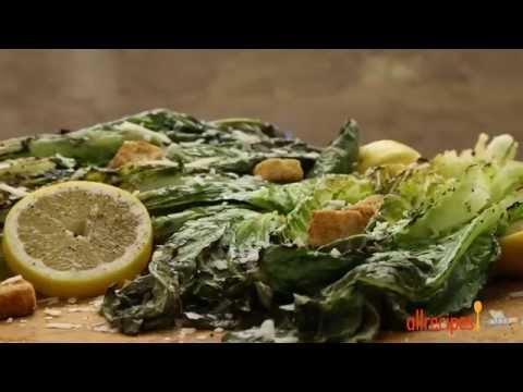How to Make Grilled Romaine | Grilling Recipes | Allrecipes.com