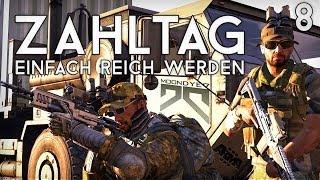 » ZAHLTAG « - einfach reich werden - Arma 3: Altis Life - #08 - [Deutsch] [HD]