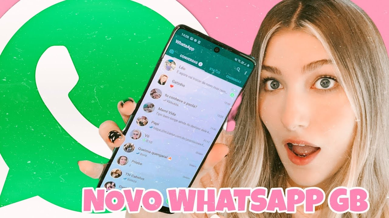 Gbwhatsapp Baixe O Whatsapp Gb 2021 Atualizado Apk Gratis