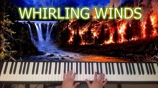 Whirling Winds - Ludovico Einaudi