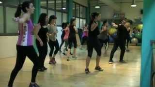 Bailando-Enrique Iglesias ft Mickael Carreira-Fit Dance Choreography-by Palmos Gym Chania.