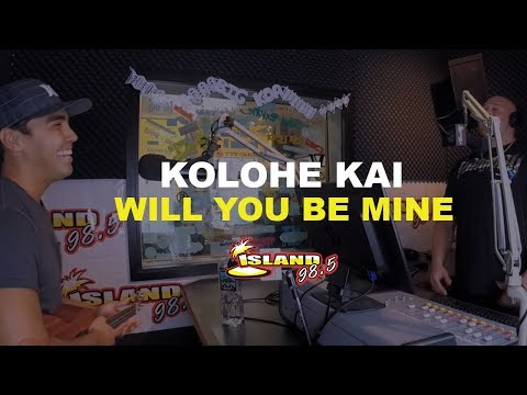 Kristy - Kolohe Kai- Will You Be Mine