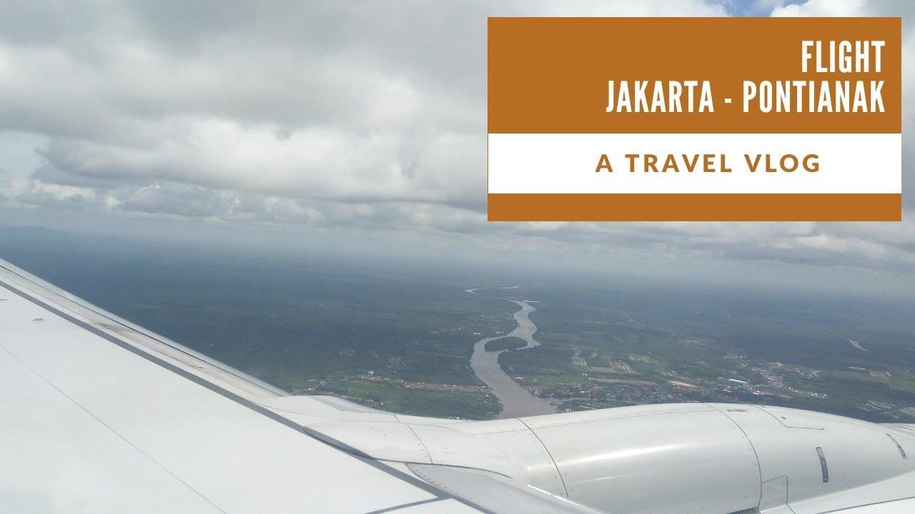 PENERBANGAN SRIWIJAYA AIR SJ-186 BOEING 737 JAKARTA ...