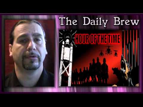 THE DAILY BREW #49 (8/16/2013) Coffee & The Morning Headlines #PTN