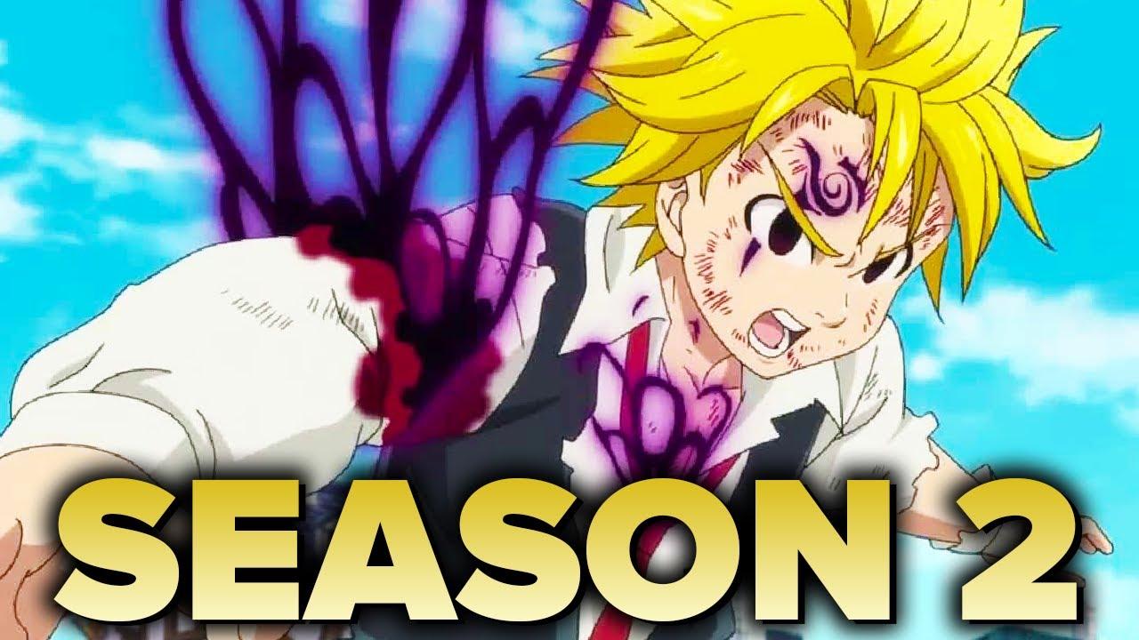 The Seven Deadly Sins Season 2 Ger Sub