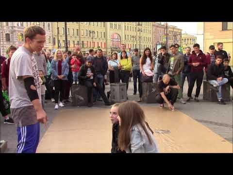 Санкт-Петербург. Приколы на Лиговском проспекте