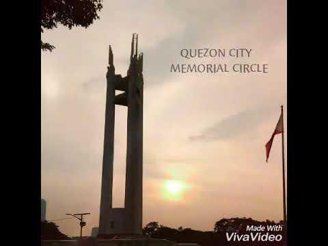 Travel blog at Quezon city Memorial Circle