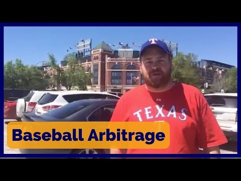 Baseball Arbitrage - Make Money on eBay at MLB Games