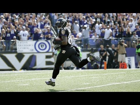 Ravens use tip drill on Steve Smith