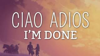 anne marie   ciao adios  lyrics   lyric video