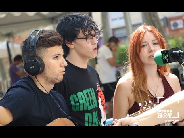 VÍDEO: Estuvimos en la VI Feria del Disco de Lucena, un mundo de vinilo