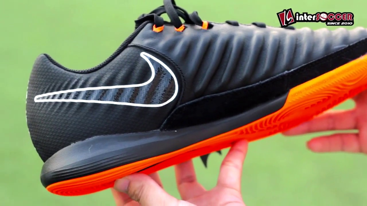 wholesale dealer a21ce 81606 Nike Tiempo Lunar LegendX VII Pro TF   IC closer look and on feet