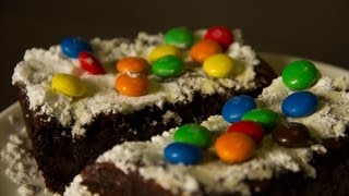 طريقة عمل كيك لايت لذيذ جداً بالشوكولاته والجوز