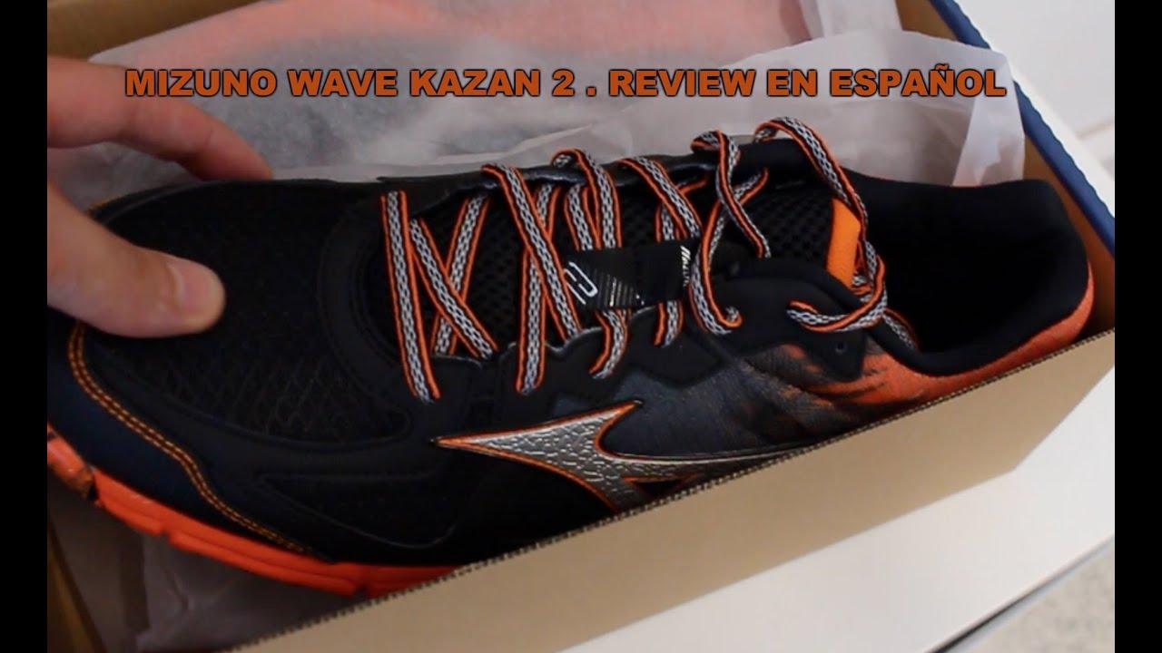 Mizuno Wave Kazan 3