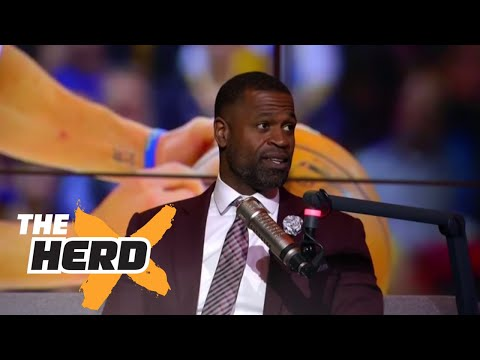 Stephen Jackson: Players don't want to see Kevin Durant win, talks CP3 to Spurs | THE HERD
