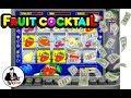 Игровой автомат fruit cocktail  Как выиграть, секреты автомата Клубничка.