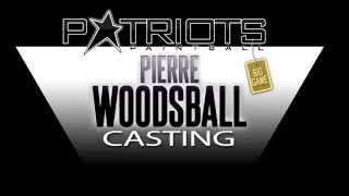 Pierre Woodsball Casting Paintball Big Game promo video
