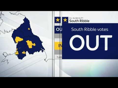 Sky News HD | UK EU Referendum Full Frames Results Overview June 2016