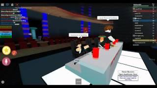Hacker in Roblox Got Talent