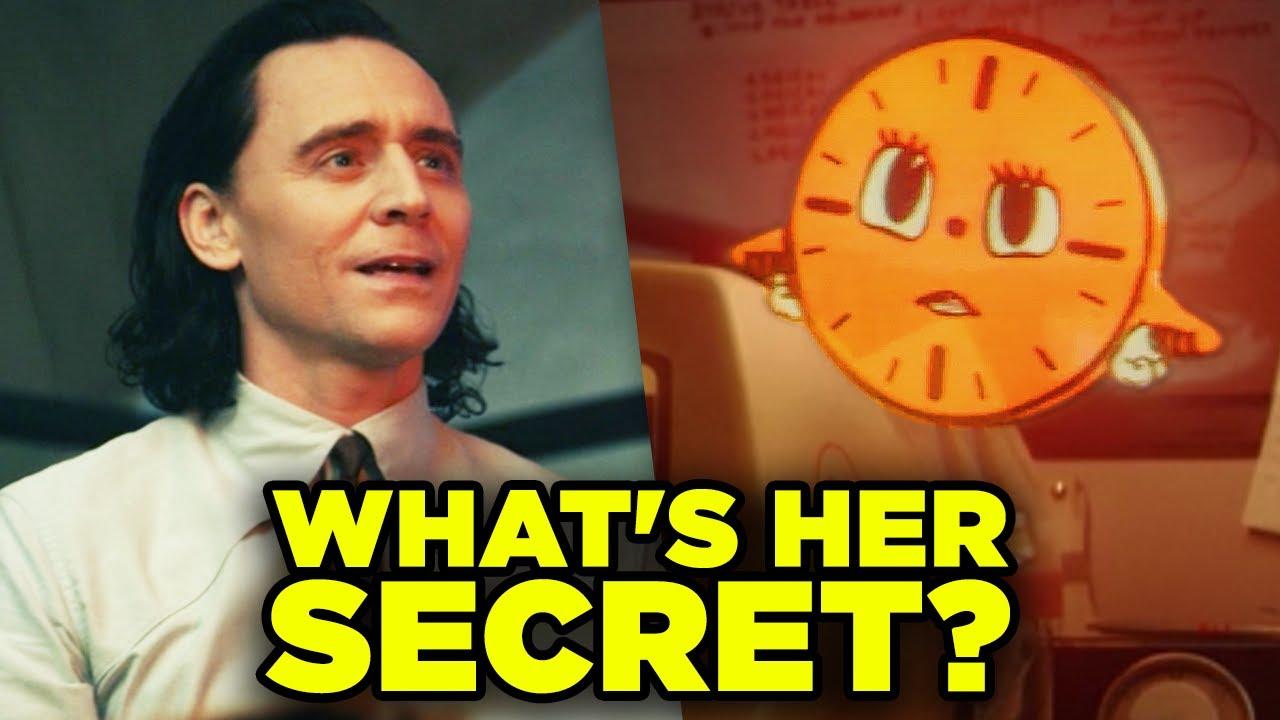 LOKI Miss Minutes Dark Secret! TVA Ruler or Prisoner?