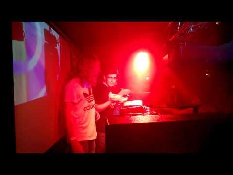 Necro & Presenta @ [[[Trident 116, Jazz Rock Club, 20.12. 2014, Partizanske, PART 1