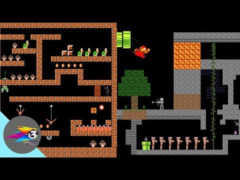Mario Maze/Minecraft All In One