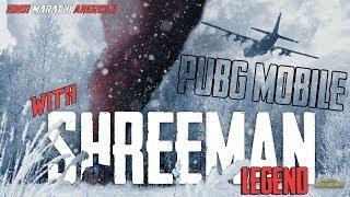 PUBG MOBILE ll  Drop Hunting With ShreeMan LegenD